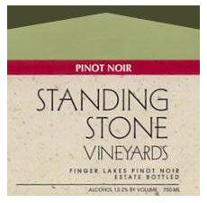 Standing Stone Vineyards Pinot Noir